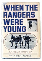 When the Rangers were young, by Frank…