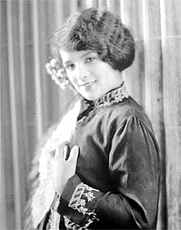 Author photo. Joan Lowell 1920