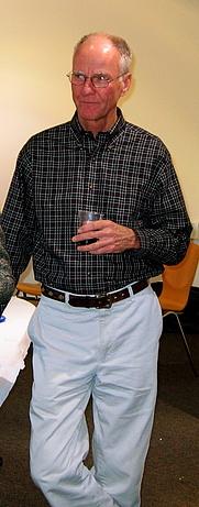 Author photo. Alfred E. Guy Jr.