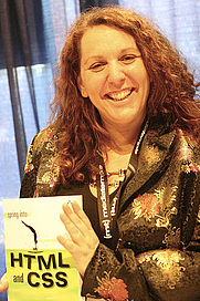 Author photo. Photo by Kris Krug, uploaded from Flickr.  Photo source: http://www.flickr.com/photos/kk/26193460/