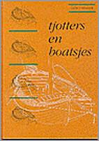 Tjotters en boatsjes by J. Vermeer