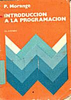 INTRODUCCION A LA PROGRAMACION (Estante 5)…