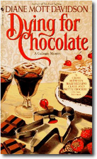 Dying for Chocolate (Goldy Culinary…