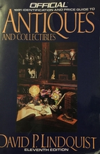 Antiques and Collectibles by David Lindquist
