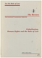 Globalisation, Human Rights and the Rule of…