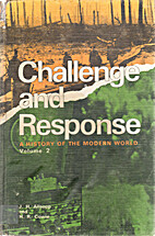Challenge and response : a history of the…