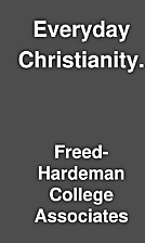 Everyday Christianity. by Freed-Hardeman…
