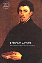 Ferdinand Verbiest 1623-1688 een Vlaamse…