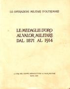 Le operazioni militari d'oltremare : Le…