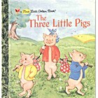 The Three Little Pigs (First Little Golden…