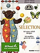 Selection: 64 cross-stitch designs; Special…