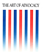 The Art of Advocacy by THE ALDRICH MUSEUM OF…