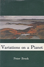 Variations on a Planet by Peter Brock