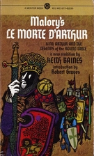 Le Morte d'Arthur by Sir Thomas Malory
