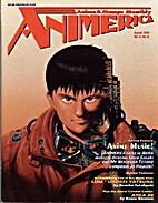 Animerica Vol. 2 No. 8 by Trish Ledoux
