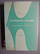 Engineering economy by Clarence Edward…