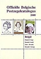 Officiële Belgische Postzegelcatalogus…