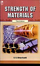 Strength of Materials by S.S. Bhavikatti