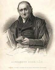 Author photo. Alexander Adam. Wikimedia Commons.