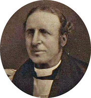 Author photo. H. C. G. Moule, Bishop of Durham