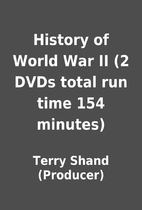 History of World War II (2 DVDs total run…