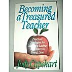 Becoming a Treasured Teacher by Jody…