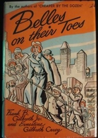Belles on Their Toes by Frank B. Gilbreth…