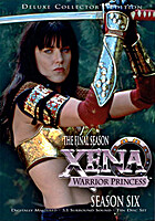 Xena: Warrior Princess Season 6…