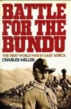 Battle for the Bundu: The First World War in…