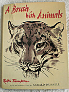 A brush with animals by Ralph Thompson