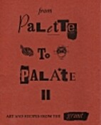 From Palette to Palate II : Art and Recipes…