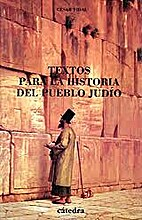 Textos para la historia del pueblo judio/…