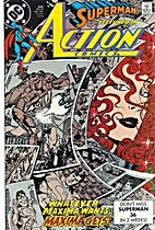 Action Comics # 645 by Roger Stern
