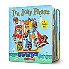 Ten Jolly Pirates [A Counting Book]…