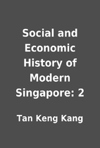 Social and Economic History of Modern…