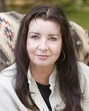 Author photo. Christian author