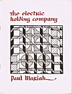 The Electric Holding Company by Paul Mariah