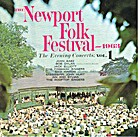 The Newport Folk Festival-1963: The Evening…
