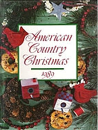 American Country Christmas 1989 by Oxmoor…