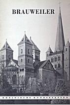 Die ehemalige Benediktinerabtei Brauweiler…