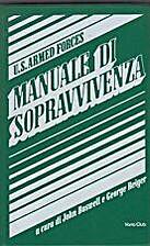 Manuale di sopravvivenza by John Boswell