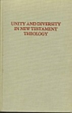 Unity and diversity in New Testament…