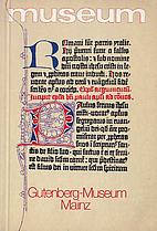 Gutenberg-Museum Mainz by Hans A Halbey