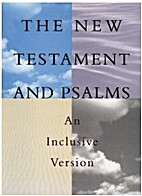 The New Testament and Psalms: An Inclusive…