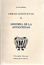 OBRAS COMPLETAS 10 HISTORIA DELA ANTIGUEDAD…