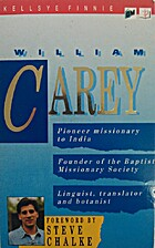 William Carey: by Kellsye Finnie