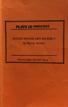 Boogie Woogie and Booker T by Wesley Brown