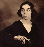 Author photo. Eudora Welty