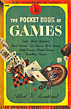 The Pocket Book of Games by Albert H.…