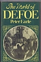 The World of Defoe by Peter Earle